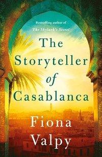 bokomslag The Storyteller of Casablanca
