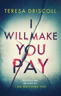 bokomslag I Will Make You Pay