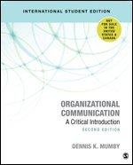 bokomslag Organizational Communication: A Critical Introduction