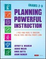 bokomslag Planning Powerful Instruction, Grades 2-5