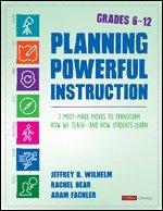 bokomslag Planning Powerful Instruction, Grades 6-12