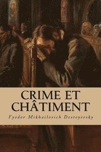 bokomslag Crime et châtiment