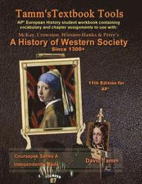 bokomslag A History of Western Society+ 11th Edition Workbook (AP* European History): Daily assignments tailor-made for the McKay et al. text