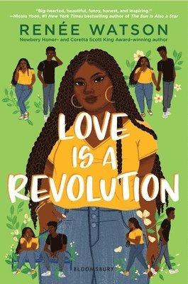 bokomslag Love Is a Revolution