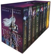 bokomslag Throne of Glass Box Set