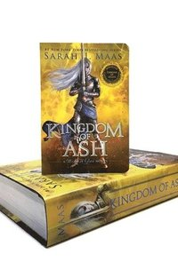 bokomslag Kingdom of Ash (Miniature Character Collection)