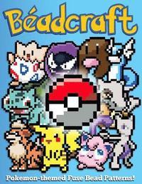 bokomslag Beadcraft: Pokemon-themed Fuse Bead Patterns!