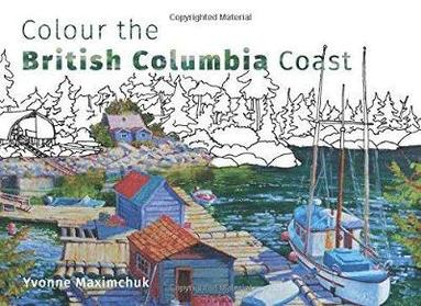 bokomslag Colour the british columbia coast