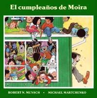 bokomslag El cumpleanos de Moira