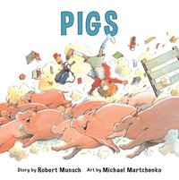 bokomslag Pigs