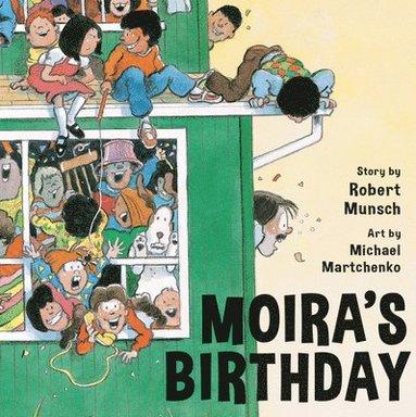 bokomslag Moira's Birthday