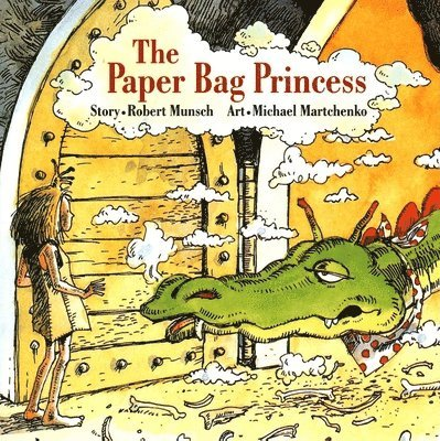 The Paper Bag Princess 1
