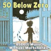 bokomslag 50 Below Zero
