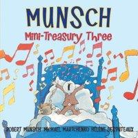 bokomslag Munsch Mini-Treasury Three