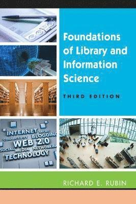bokomslag Foundations of Library and Information Science