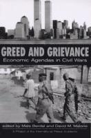 bokomslag Greed and Grievance