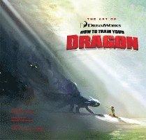bokomslag Art Of How To Train Your Dragon