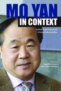 bokomslag Mo Yan in Context
