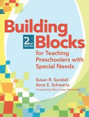 bokomslag Building Blocks for Teaching Preschoolers with Special Needs (With CDROM)