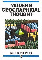 bokomslag Modern Geographical Thought