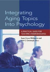 bokomslag Integrating Aging Topics into Psychology