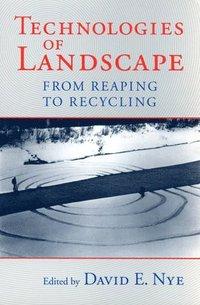 bokomslag Technologies of Landscape
