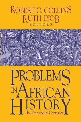 bokomslag Problems in African History