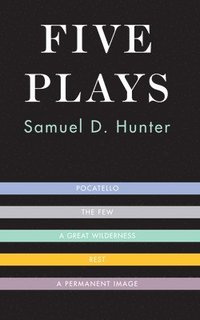 bokomslag Five plays