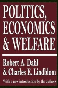 bokomslag Politics, Economics, and Welfare