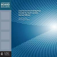bokomslag Local Government Budgeting