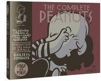 bokomslag Complete Peanuts 1961-1962