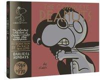 bokomslag The Complete Peanuts 1969-1970