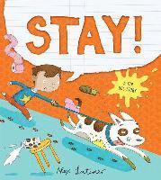 bokomslag Stay!: A Top Dog Story