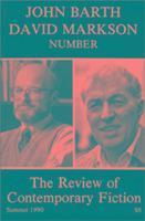 bokomslag The Review of Contemporary Fiction: v. 10-2 John Barth David Markson