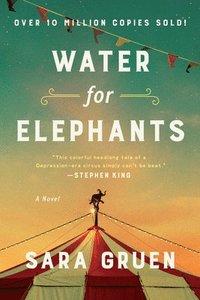 bokomslag Water for Elephants