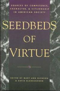 bokomslag Seedbeds of Virtue