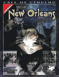 bokomslag Secrets of New Orleans