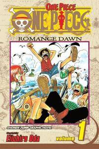 bokomslag One Piece, Vol. 1