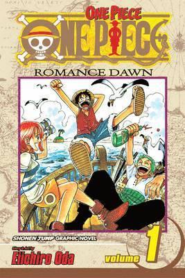 bokomslag One Piece, Vol. 1