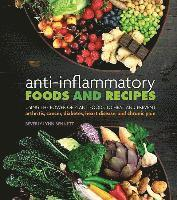 bokomslag Anti-inflammatory foods and recipes - using the power of plant foods to hea