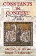 bokomslag Constants in Context Theology of Mission for Today