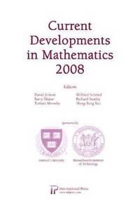 bokomslag Current Developments in Mathematics 2008