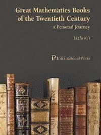 bokomslag Great Mathematics Books of the Twentieth Century