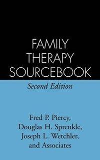 bokomslag Family Therapy Sourcebook, Second Edition