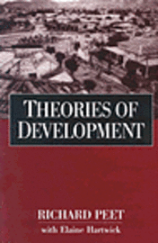 bokomslag Theories Of Development