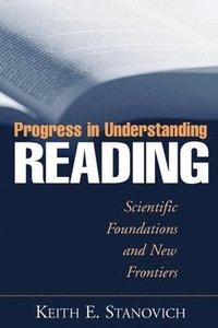 bokomslag Progress in Understanding Reading