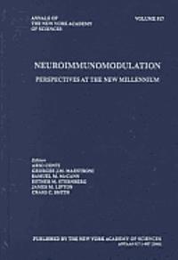 bokomslag Neuroimmunomodulation: vol 917