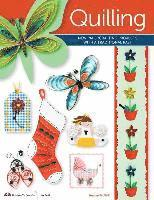 bokomslag Quilling: New Papercrafting Projects with a Traditional Past
