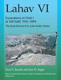 bokomslag Lahav VI: Excavations in Field I at Tell Halif, 1976-1999