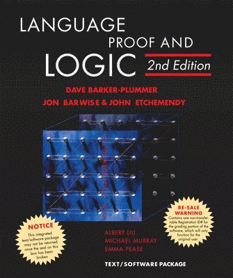 bokomslag Language, Proof and Logic - With Software